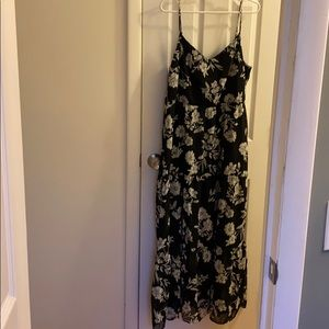 Jcrew maxi dress never worn with tags